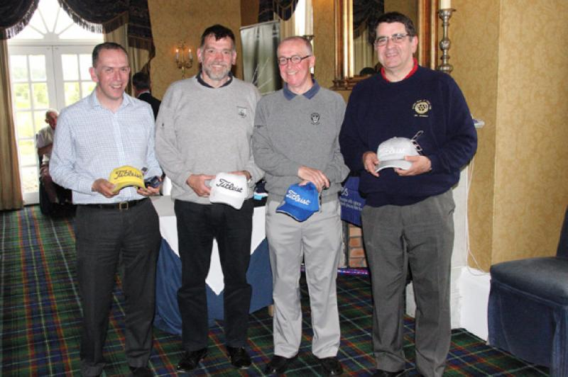 2015 AM AM Golf Day - The In-betweeners representing CRA(Alloa) Ltd