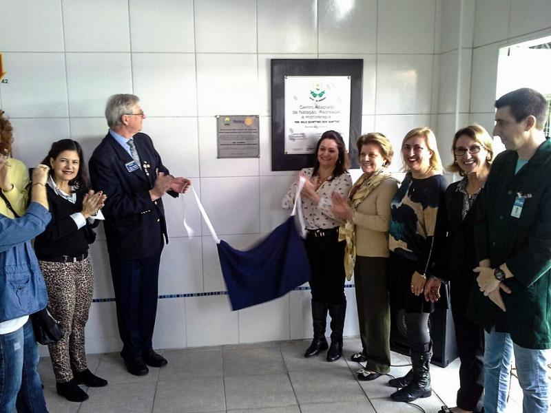 Joint International Project - Rotary Blumenau Oeste - Brazil -