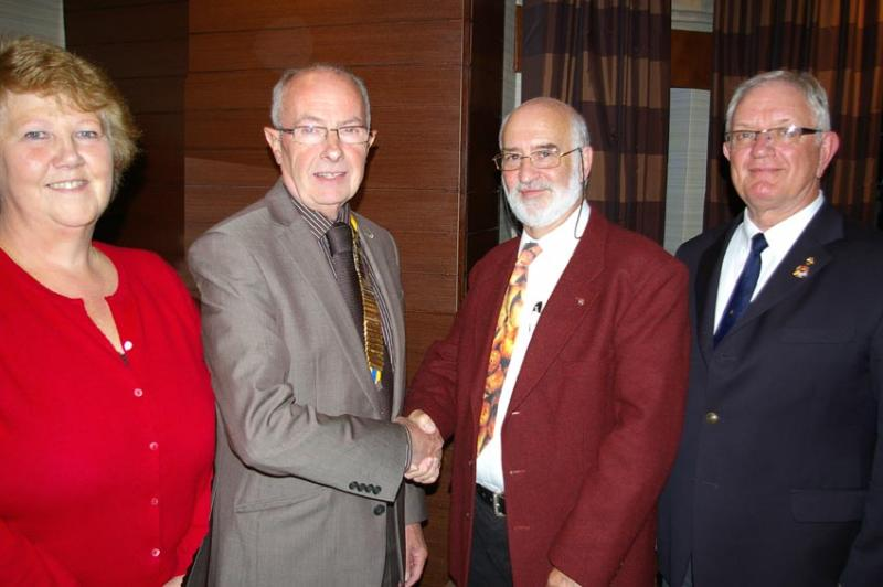 Who can be a member of Rotary? New members. - 02-10-2012