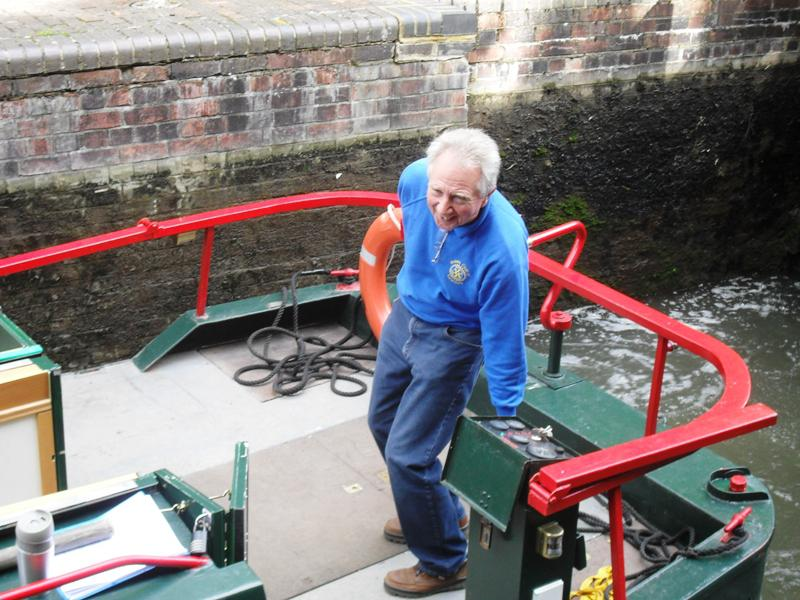 2013 Barge Trips for Local Community Groups - Skipper- Rtn Chris Bartlam