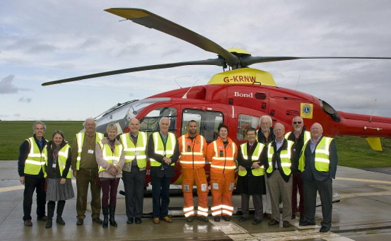 Presentation to Air Ambulance - Air Ambulance Presentation (2)