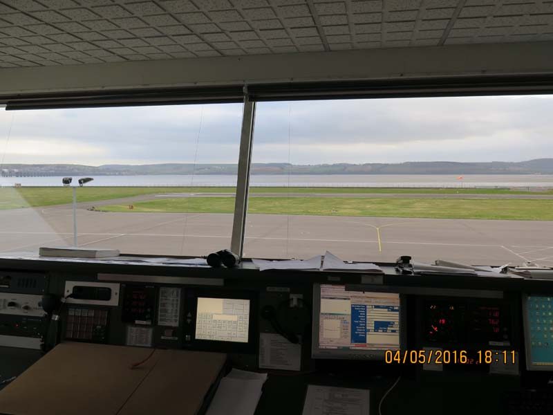 Visit to Dundee Airport - Airport7