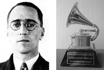 2017/18 Speakers at M&P - Alan Dower Blumlein and the Technical Grammy awarded posthumously in 2017