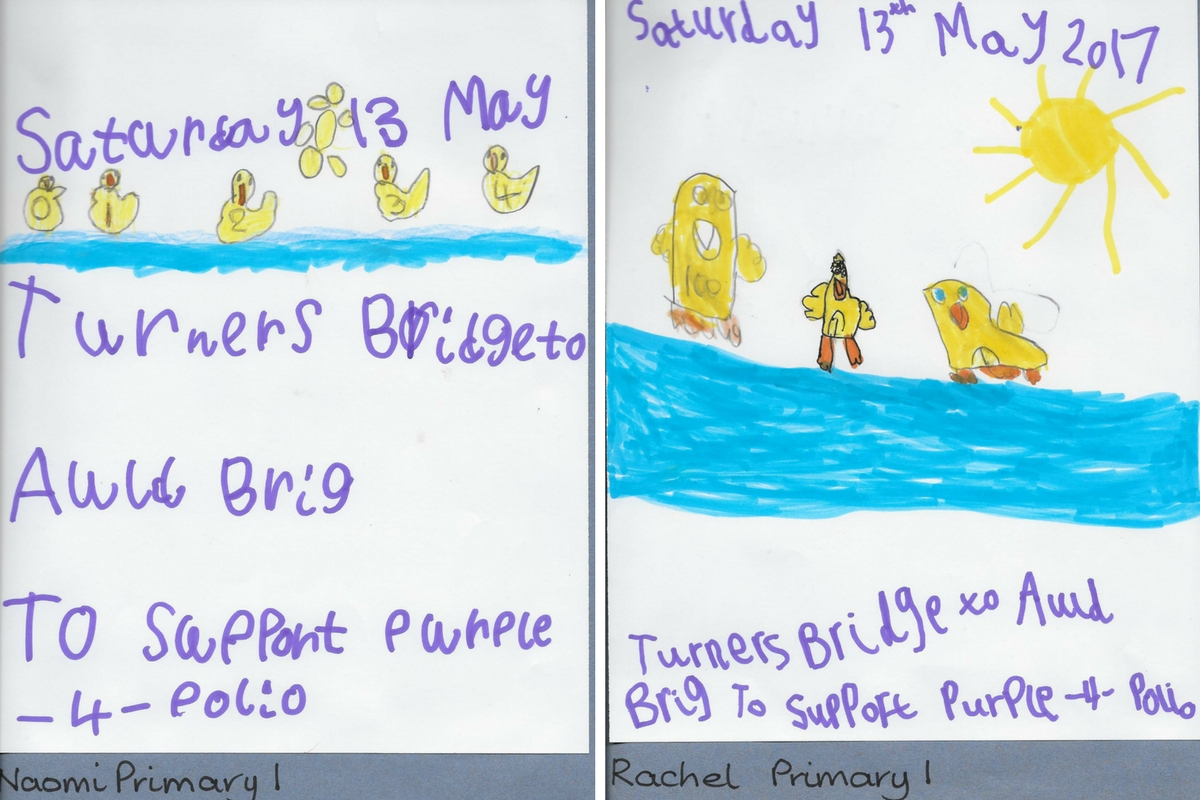 Alloway Primary School Duck Race Posters - Alloway Primary School P1 Duck Race 2017 Posters 3