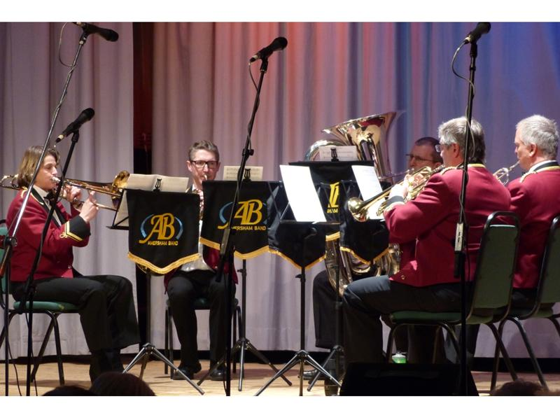 Senior Citizen's Concert 2016 - Amersham-Band-800x600