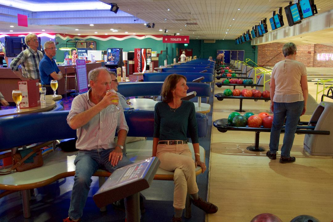 Ten Pin Bowling @ Stirling   12 June 18.30 @ Bowling Alley - Andrew and Agnes 2