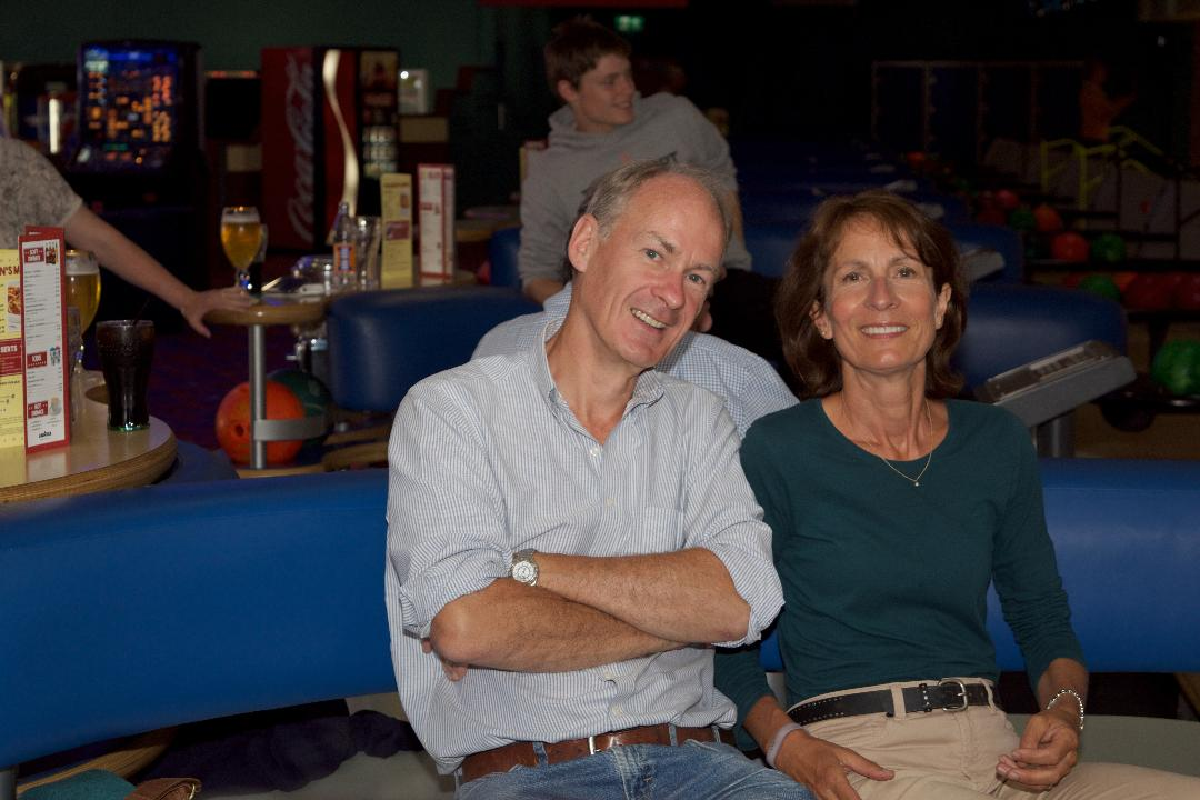 Ten Pin Bowling @ Stirling   12 June 18.30 @ Bowling Alley - Andrew and Agnes