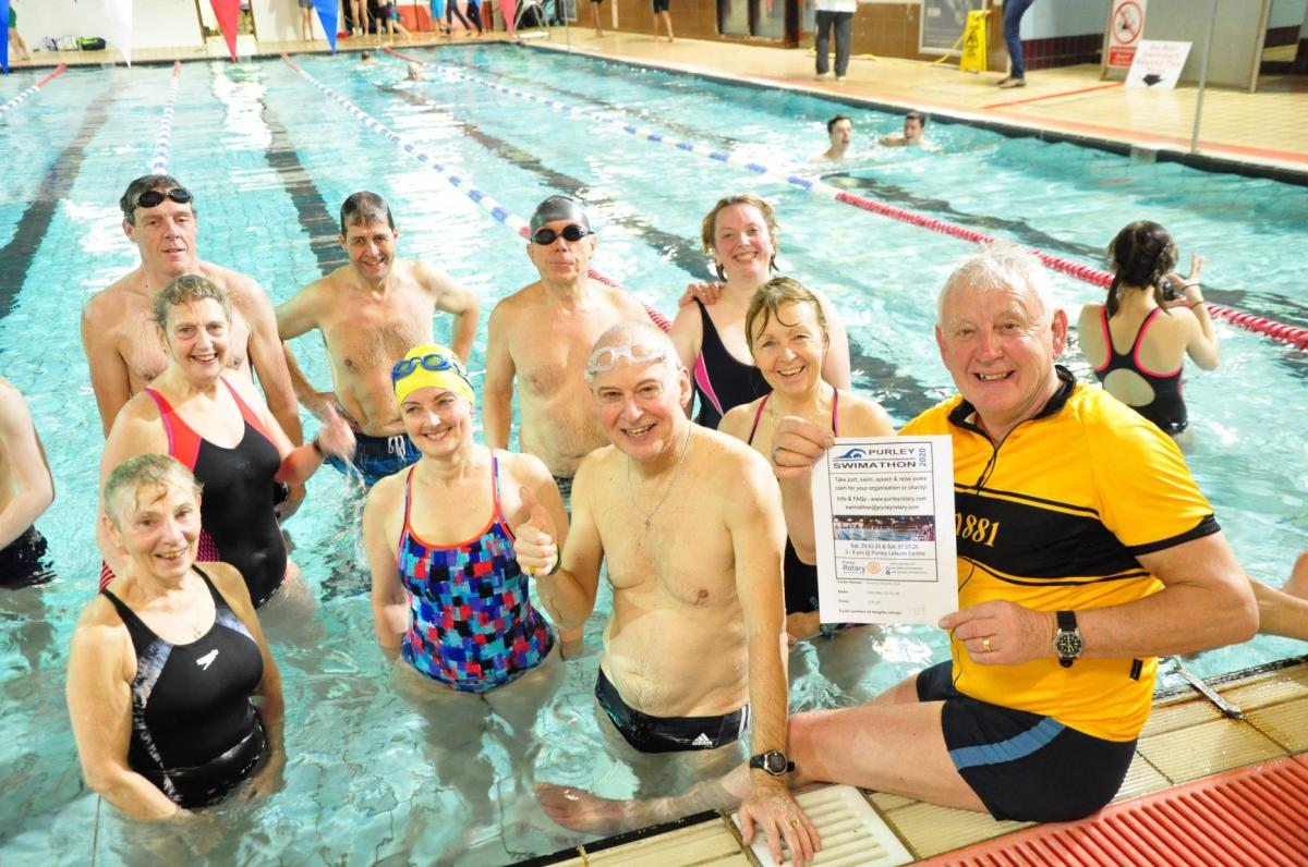 Swimathon 2019 - 117 lengths