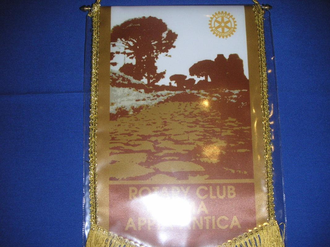 Banners - Collected by Rtn Frank Faulkner