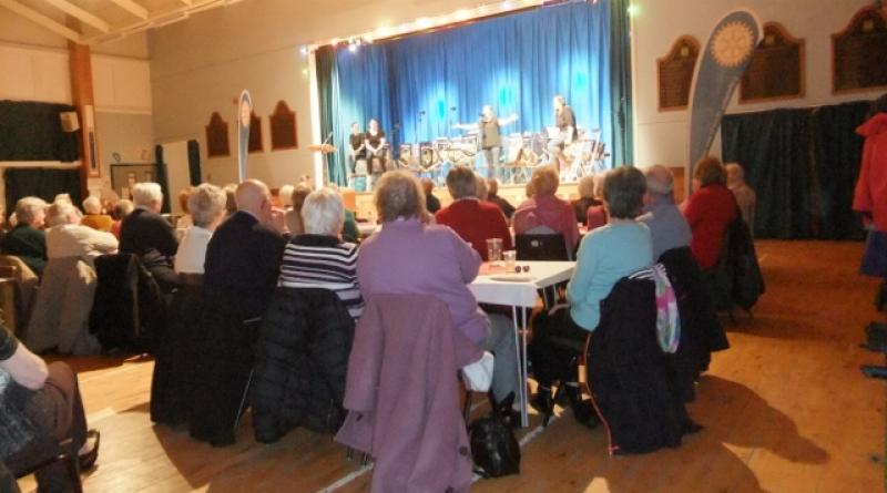 Snr Citizens' Concert - Audience 6