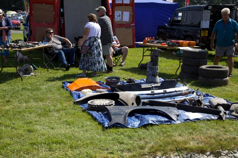 Wheels 2013 - Report and Slide Show - Auto Jumble