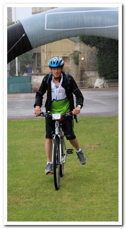 Bike Bath Sponsored Cycle Ride - BB Back Safe and Wet 2