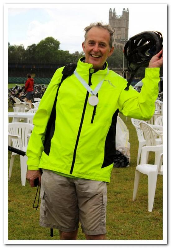 Bike Bath Sponsored Cycle Ride - BB Back Safe and Wet