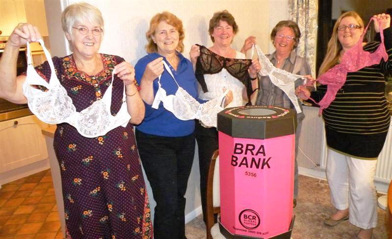 BUST -  help women in the 3rd world and breast cancer research. - Our BUST Team