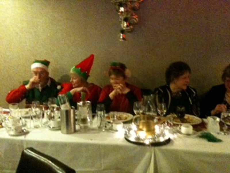Christmas Party Panto - Lets Eat!