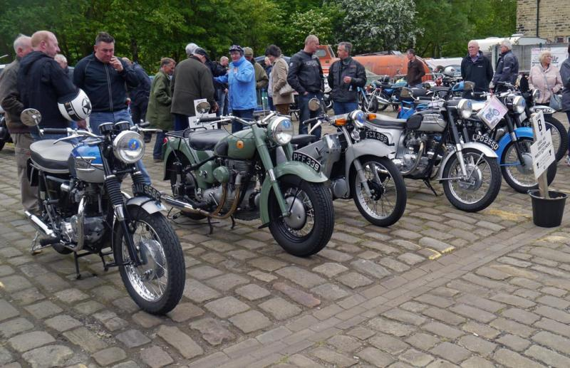2015 Classic Bike and Scooter Slideshow and Update - Bikes1