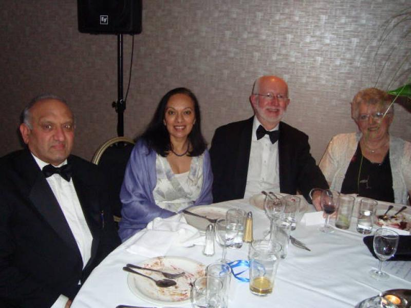 Joint Presidents Night 2014 - Birtley