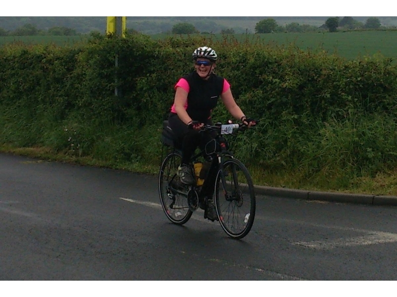 ROTARY RIDE 2016 - SUMMER CYCLE EVENT!!! - Bishop Auckland Rotary Ride 2016 05