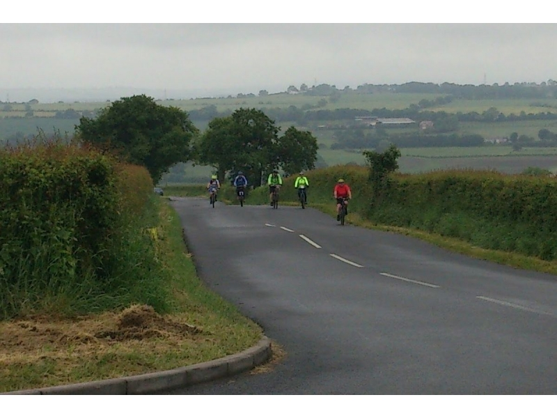 ROTARY RIDE 2016 - SUMMER CYCLE EVENT!!! - Bishop Auckland Rotary Ride 2016 07