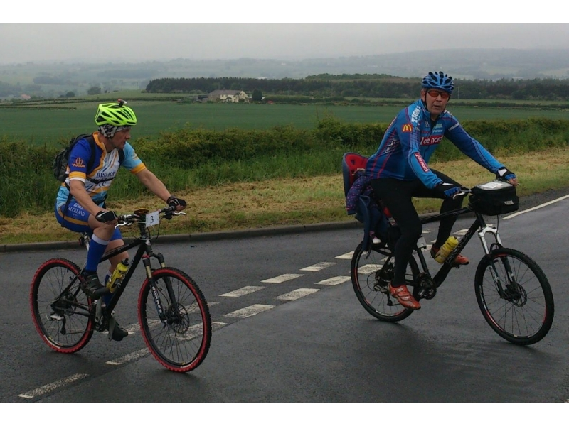 ROTARY RIDE 2016 - SUMMER CYCLE EVENT!!! - Bishop Auckland Rotary Ride 2016 09