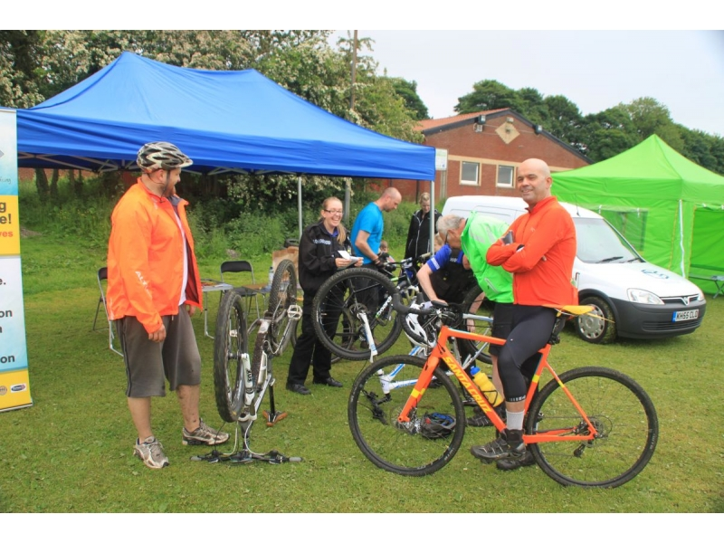ROTARY RIDE 2016 - SUMMER CYCLE EVENT!!! - Bishop Auckland Rotary Ride 2016 102