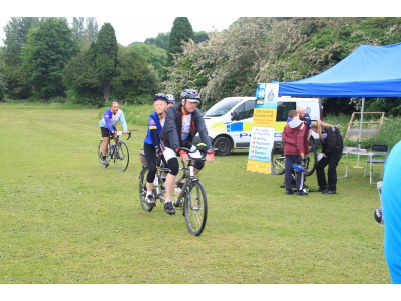 ROTARY RIDE 2016 - SUMMER CYCLE EVENT!!! - Bishop Auckland Rotary Ride 2016 105