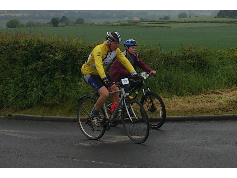 ROTARY RIDE 2016 - SUMMER CYCLE EVENT!!! - Bishop Auckland Rotary Ride 2016 12