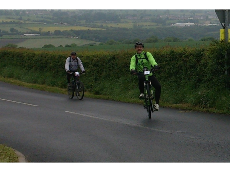 ROTARY RIDE 2016 - SUMMER CYCLE EVENT!!! - Bishop Auckland Rotary Ride 2016 14