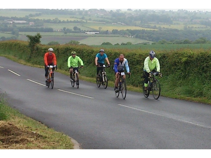 ROTARY RIDE 2016 - SUMMER CYCLE EVENT!!! - Bishop Auckland Rotary Ride 2016 16