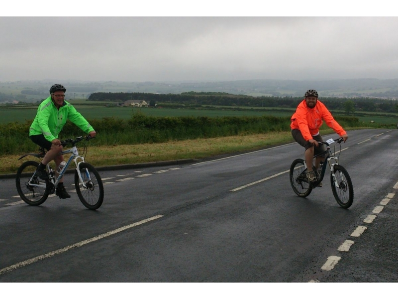 ROTARY RIDE 2016 - SUMMER CYCLE EVENT!!! - Bishop Auckland Rotary Ride 2016 17