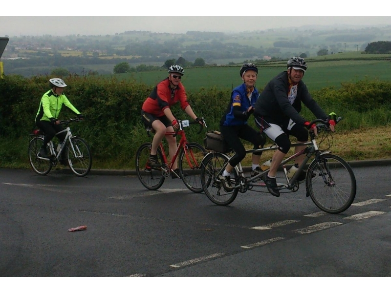 ROTARY RIDE 2016 - SUMMER CYCLE EVENT!!! - Bishop Auckland Rotary Ride 2016 18