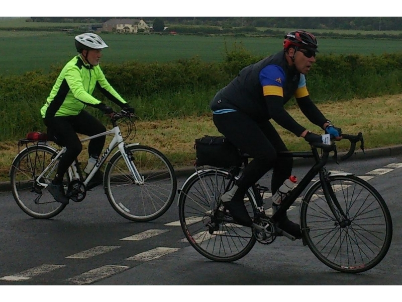 ROTARY RIDE 2016 - SUMMER CYCLE EVENT!!! - Bishop Auckland Rotary Ride 2016 20