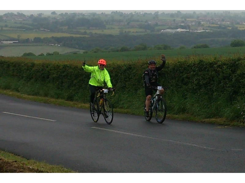 ROTARY RIDE 2016 - SUMMER CYCLE EVENT!!! - Bishop Auckland Rotary Ride 2016 21