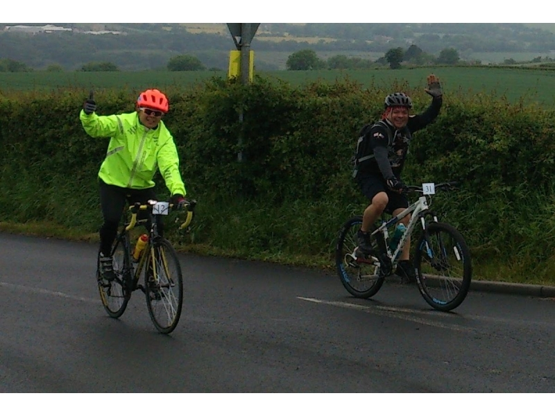 ROTARY RIDE 2016 - SUMMER CYCLE EVENT!!! - Bishop Auckland Rotary Ride 2016 22