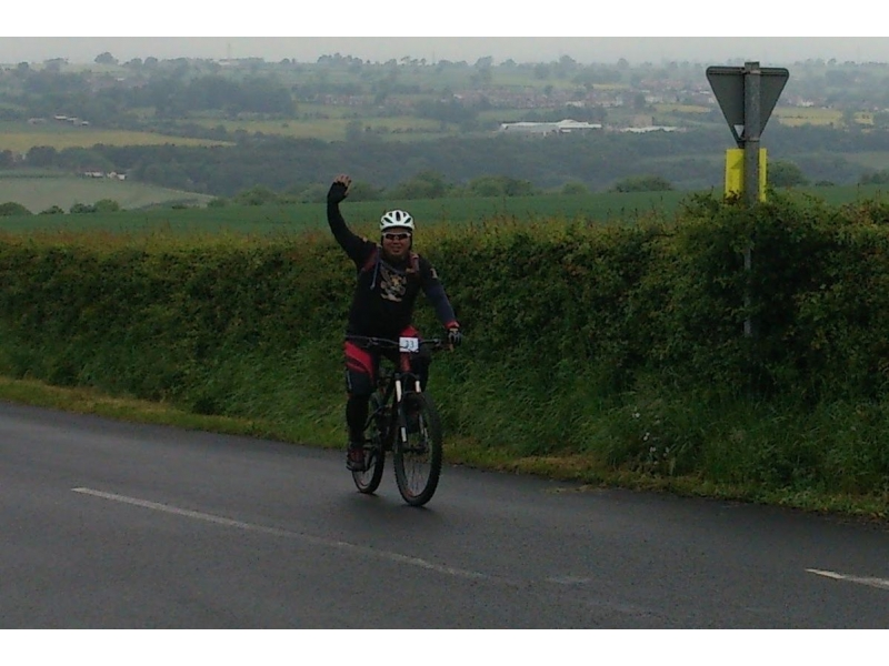 ROTARY RIDE 2016 - SUMMER CYCLE EVENT!!! - Bishop Auckland Rotary Ride 2016 23