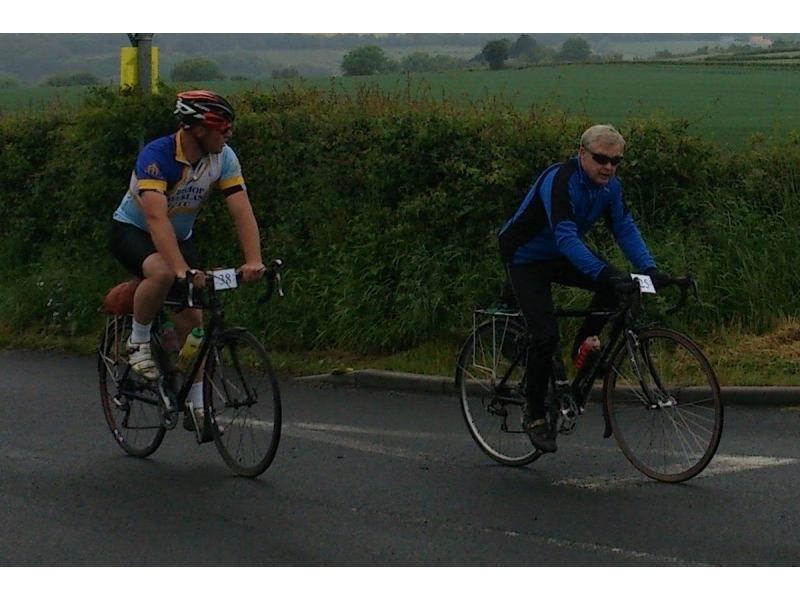 ROTARY RIDE 2016 - SUMMER CYCLE EVENT!!! - Bishop Auckland Rotary Ride 2016 26