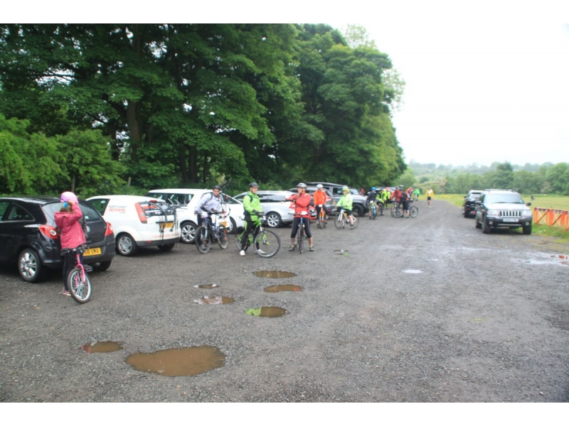 ROTARY RIDE 2016 - SUMMER CYCLE EVENT!!! - Bishop Auckland Rotary Ride 2016 46