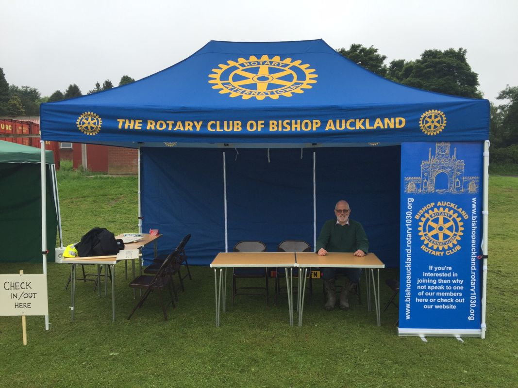 ROTARY RIDE 2016 - SUMMER CYCLE EVENT!!! - Bishop Auckland Rotary Ride 2016 DB 05