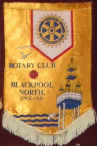 Banners - Blackpool North (no longer existing)