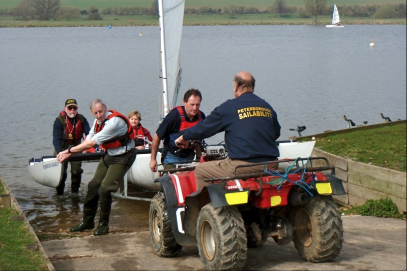 SAILABILITY - Boat Recovery 2