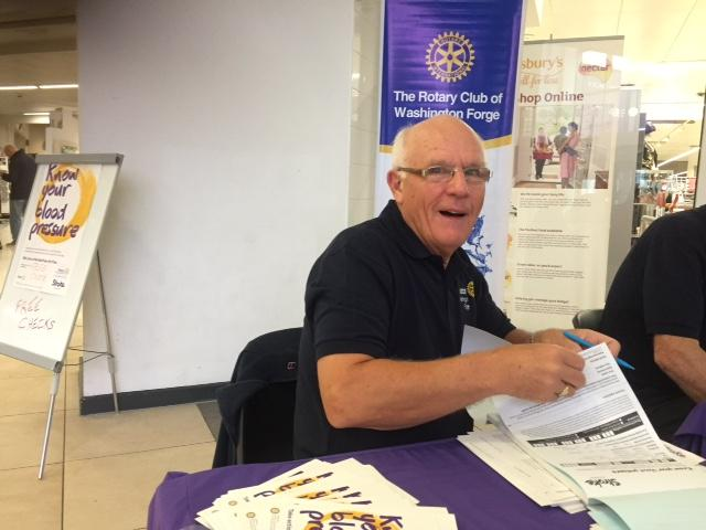 Know Your Blood Pressure Event - October 2017 -