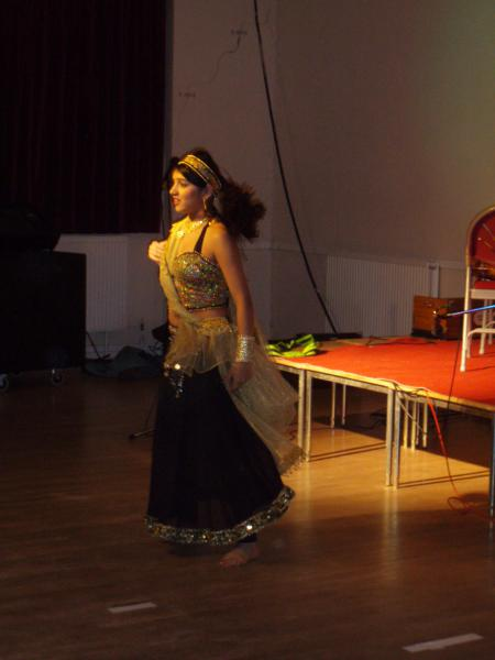 Bollywood & Casino Night on 1st of March -