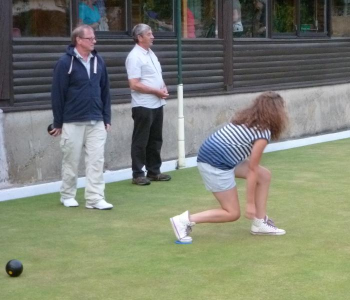 Rufford Park welcomes careful bowlers - Up for the challenge