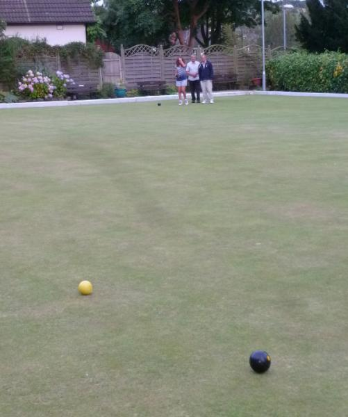 Rufford Park welcomes careful bowlers - Anything you can do!