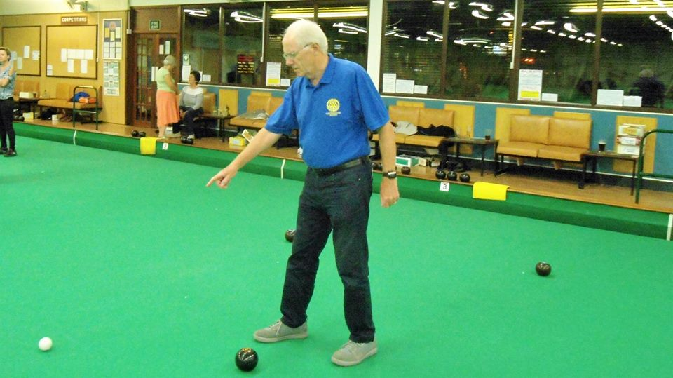 Inter Club Indoor Bowls -
