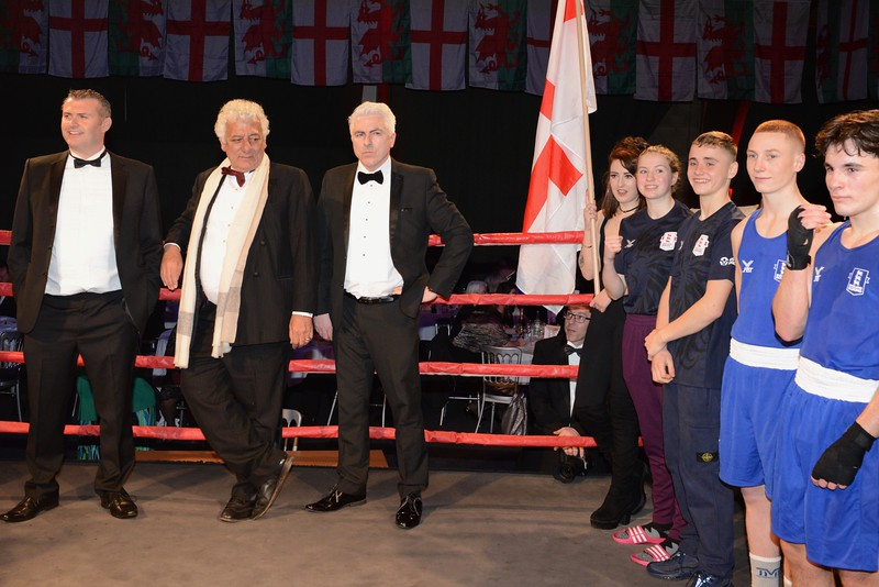Annual Rotary Boxing Event - Friday 18th October - England vs Germany - Boxing sponsors