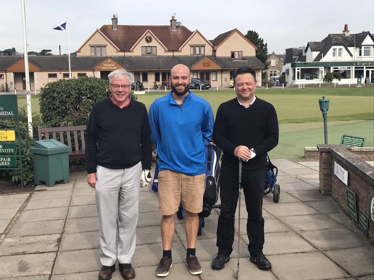 Charity Golf Event 2017 - Brechin +1
