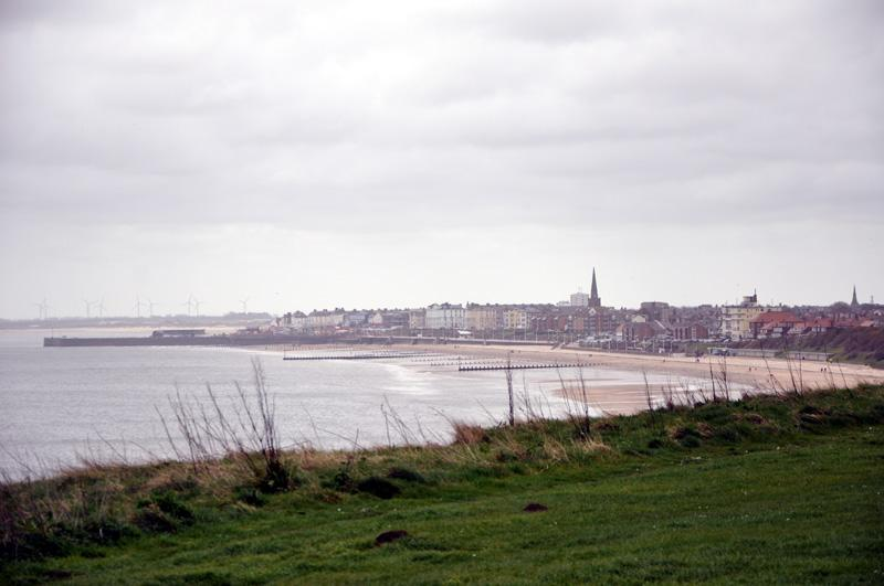 Mystery Weekend - View over to Brid