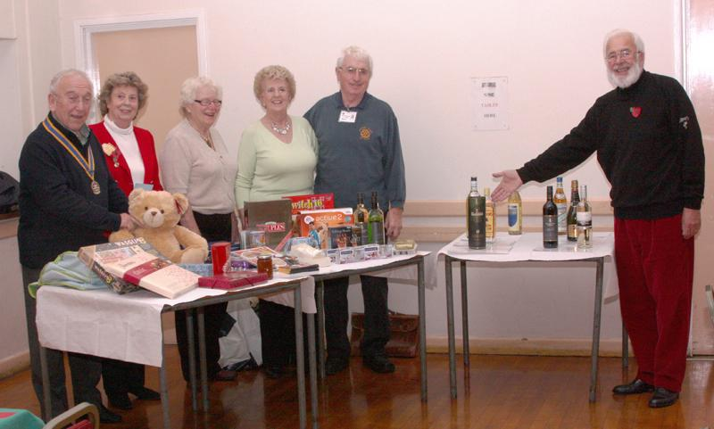 Annual afternoon of Bridge and tea - Friday 9 November 2012 - Bridge Drive 09-11-12 (1)