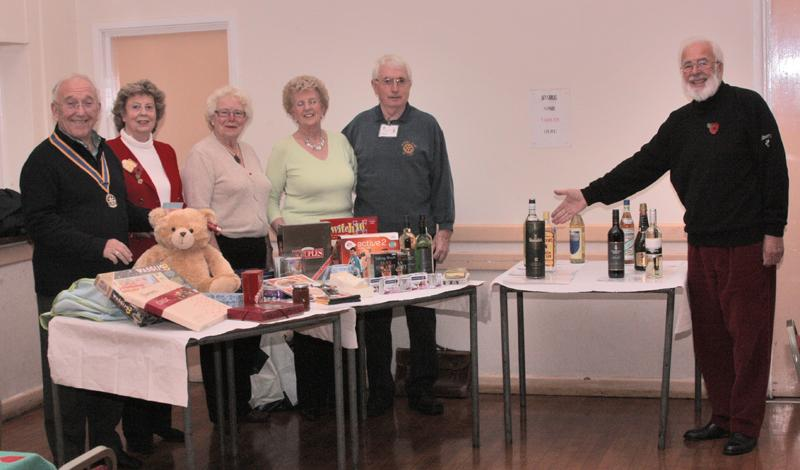 Annual afternoon of Bridge and tea - Friday 9 November 2012 - Bridge Drive 09-11-12 (2)